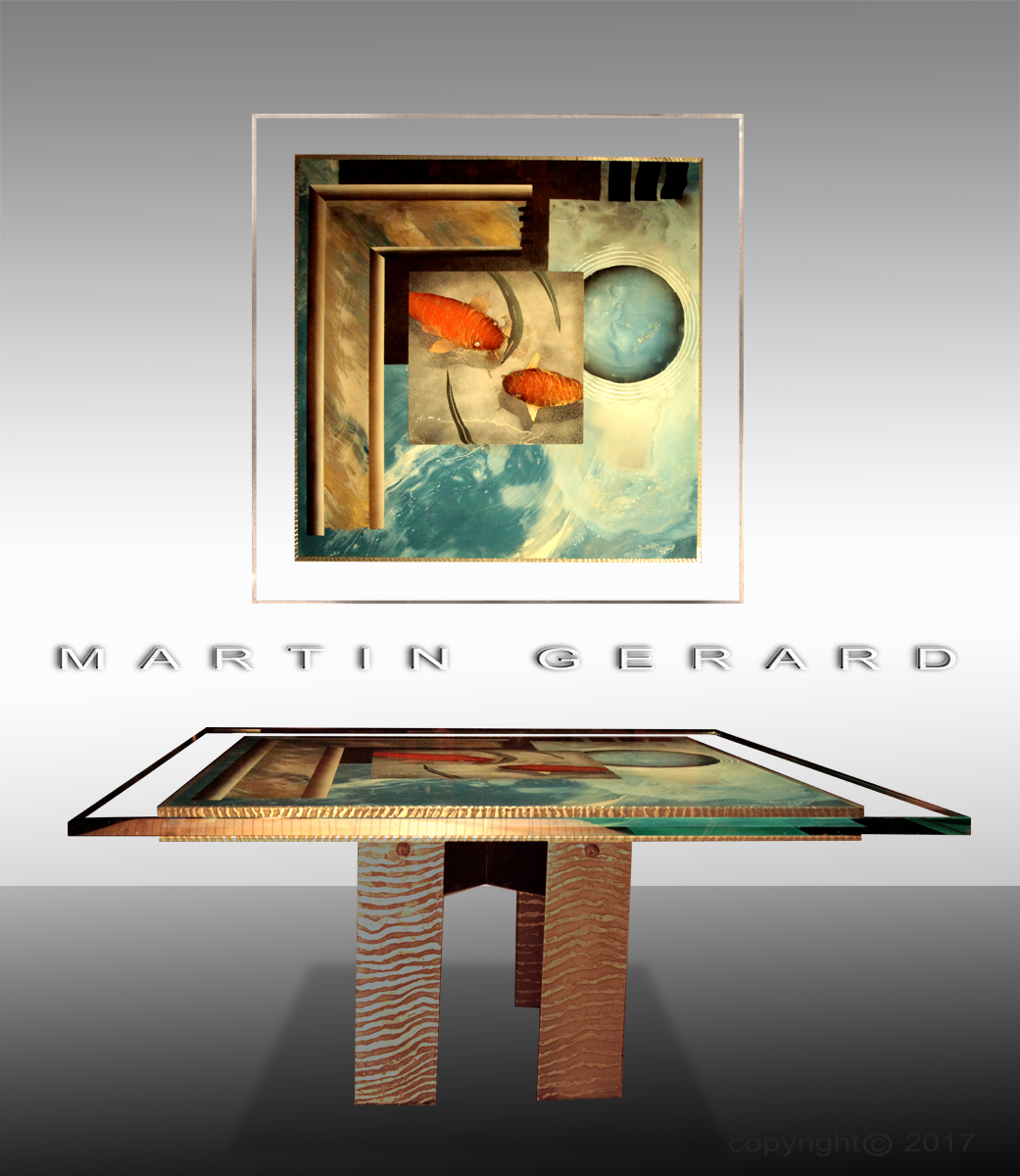 Click here for Art Glass Tables